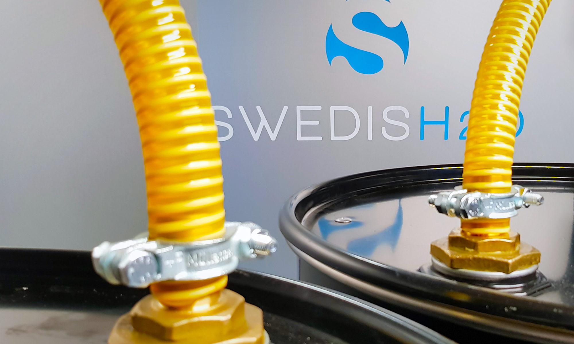 SwedisH2O – När rent vatten är viktigt